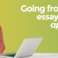 going from toefl essay to college application
